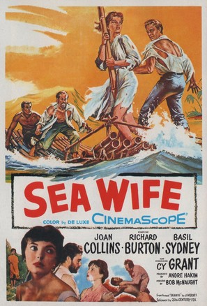 Sea Wife - Movie Poster (thumbnail)