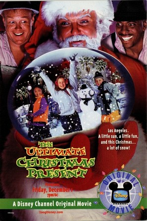The Ultimate Christmas Present - Movie Poster (thumbnail)