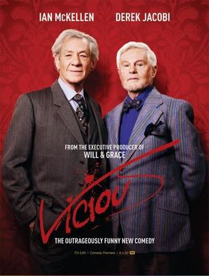 """""""Vicious"""" - British Movie Poster (thumbnail)"""