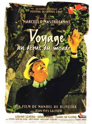 Viagem ao Princípio do Mundo - French Movie Poster (thumbnail)