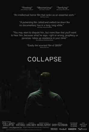 Collapse - Movie Poster (thumbnail)