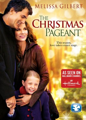 The Christmas Pageant - DVD movie cover (thumbnail)