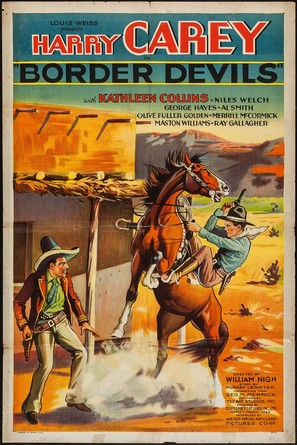 Border Devils - Movie Poster (thumbnail)