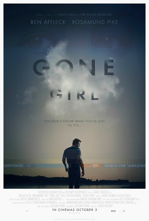 Gone Girl - Movie Poster (thumbnail)