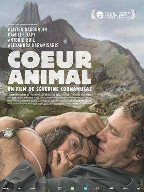 Coeur animal - French Movie Poster (thumbnail)