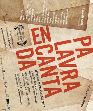 Palavra (en)cantada - Brazilian poster (thumbnail)