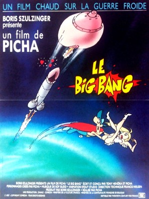 Le big-Bang - French Movie Poster (thumbnail)