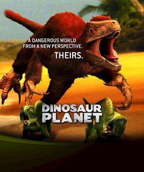 """Dinosaur Planet"" - Movie Poster (thumbnail)"