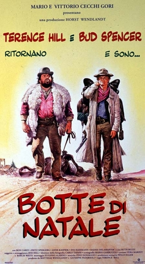 Botte di Natale - Italian Movie Poster (thumbnail)