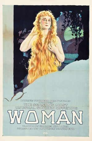 Woman - Movie Poster (thumbnail)