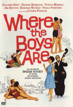 Where the Boys Are - Movie Cover (thumbnail)