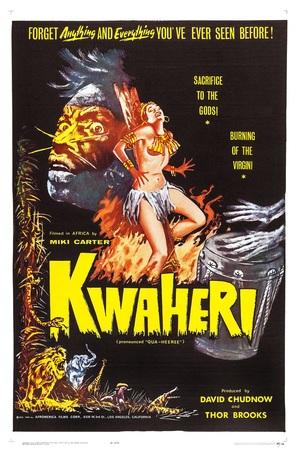 Kwaheri: Vanishing Africa - Movie Poster (thumbnail)