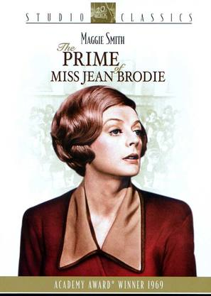 The Prime of Miss Jean Brodie - DVD cover (thumbnail)