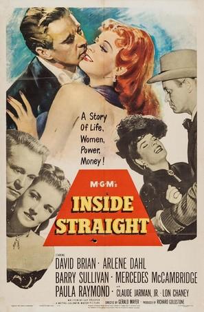 Inside Straight - Movie Poster (thumbnail)