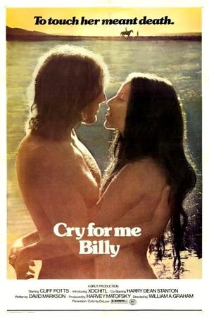 Cry for Me, Billy - Movie Poster (thumbnail)