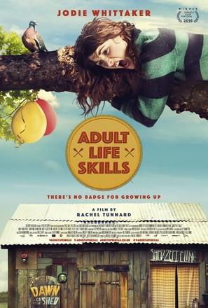Adult Life Skills - British Movie Poster (thumbnail)