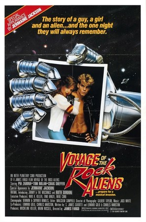 Voyage of the Rock Aliens - Movie Poster (thumbnail)