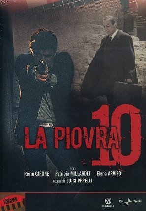 La piovra 10 - Italian Movie Cover (thumbnail)