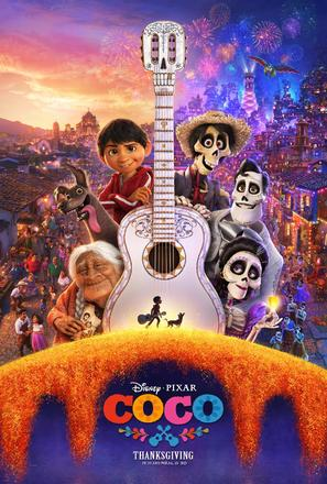 Coco - Movie Poster (thumbnail)