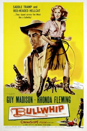 Bullwhip - Movie Poster (thumbnail)
