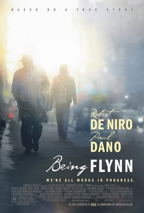 Being Flynn - Movie Poster (thumbnail)