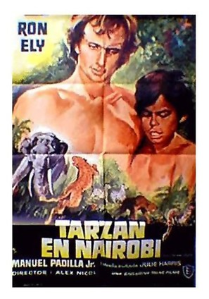 Tarzan and the Perils of Charity Jones - Movie Poster (thumbnail)