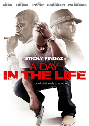 A Day in the Life - DVD movie cover (thumbnail)