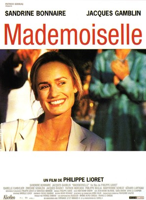 Mademoiselle - French Movie Poster (thumbnail)