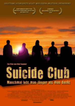 Suicide Club - German Movie Poster (thumbnail)