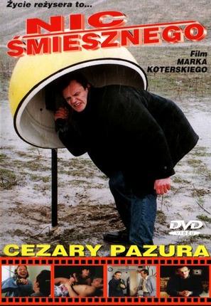 Nic smiesznego - Polish Movie Cover (thumbnail)