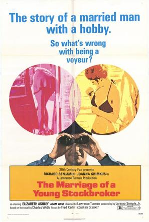 The Marriage of a Young Stockbroker - Movie Poster (thumbnail)