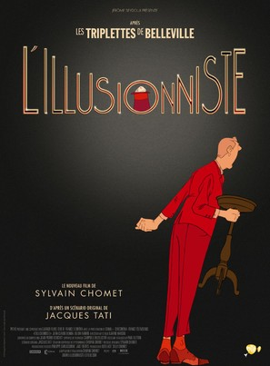 L'illusionniste - French Movie Poster (thumbnail)
