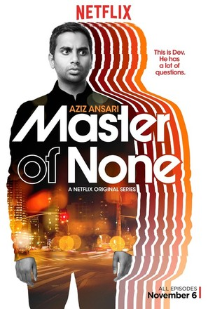 """Master of None"" - Movie Poster (thumbnail)"