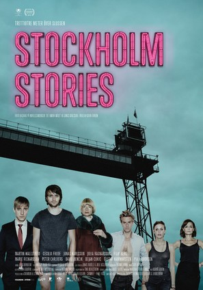 Stockholm Stories - Swedish Movie Poster (thumbnail)