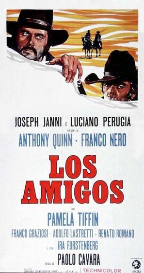 Amigos, Los - Italian Movie Poster (thumbnail)