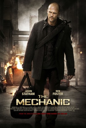 The Mechanic - Movie Poster (thumbnail)