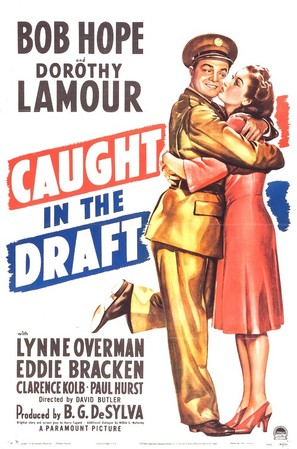 Caught in the Draft - Movie Poster (thumbnail)