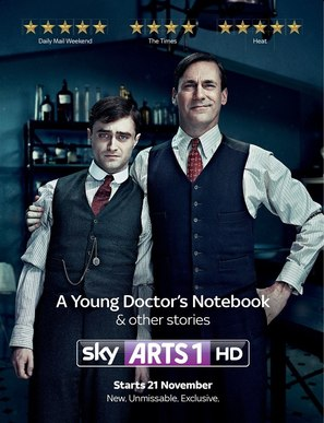 """A Young Doctor's Notebook"" - British Movie Poster (thumbnail)"