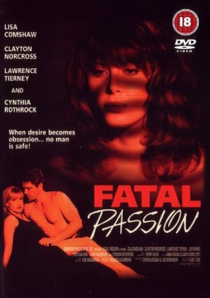Fatal Passion - British DVD cover (thumbnail)