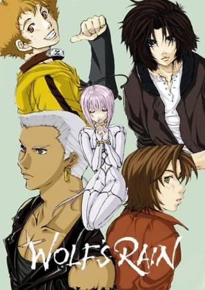 """""""Wolf's Rain"""" - poster (thumbnail)"""