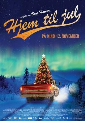 Hjem til jul - Norwegian Movie Poster (thumbnail)