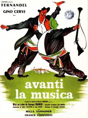 Cambio della guardia, Il - French Movie Poster (thumbnail)