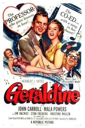 Geraldine - Movie Poster (thumbnail)