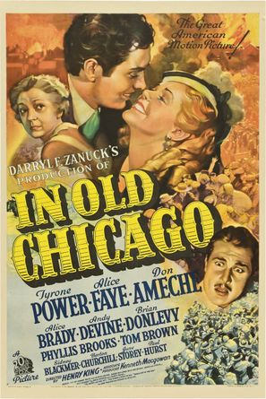 In Old Chicago - Movie Poster (thumbnail)