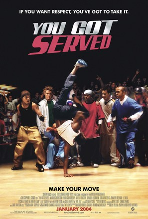 You Got Served - Movie Poster (thumbnail)