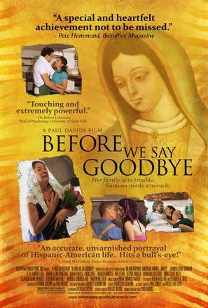 Before We Say Goodbye - Movie Poster (thumbnail)