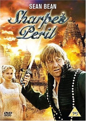 Sharpe's Peril - British DVD cover (thumbnail)