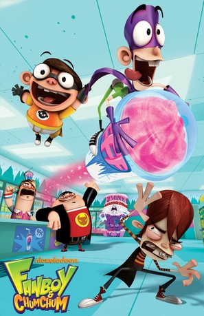 """Fanboy and Chum Chum"" - Movie Poster (thumbnail)"