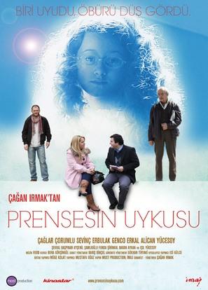 Prensesin uykusu - Turkish Movie Poster (thumbnail)