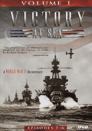 """Victory at Sea"" - DVD cover (thumbnail)"